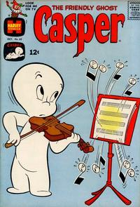 Cover Thumbnail for The Friendly Ghost, Casper (Harvey, 1958 series) #62