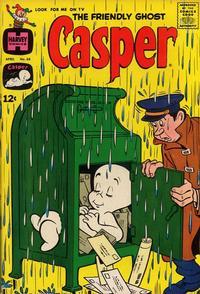 Cover Thumbnail for The Friendly Ghost, Casper (Harvey, 1958 series) #68