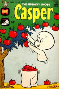 Cover Thumbnail for The Friendly Ghost, Casper (Harvey, 1958 series) #112