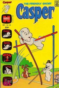 Cover Thumbnail for The Friendly Ghost, Casper (Harvey, 1958 series) #169