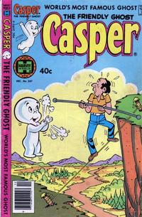 Cover Thumbnail for The Friendly Ghost, Casper (Harvey, 1958 series) #207