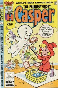 Cover Thumbnail for The Friendly Ghost, Casper (Harvey, 1986 series) #226