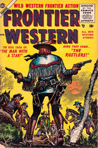 Cover Thumbnail for Frontier Western (Marvel, 1956 series) #2