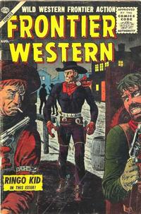 Cover Thumbnail for Frontier Western (Marvel, 1956 series) #4