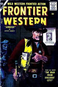 Cover Thumbnail for Frontier Western (Marvel, 1956 series) #6
