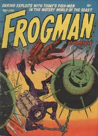 Cover Thumbnail for Frogman Comics (Hillman, 1952 series) #v1#2