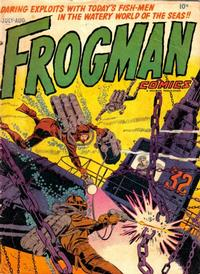 Cover Thumbnail for Frogman Comics (Hillman, 1952 series) #v1#3