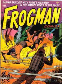 Cover Thumbnail for Frogman Comics (Hillman, 1952 series) #v1#5