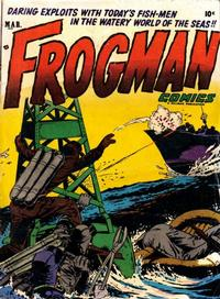 Cover Thumbnail for Frogman Comics (Hillman, 1952 series) #v1#9