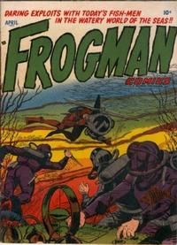 Cover Thumbnail for Frogman Comics (Hillman, 1952 series) #v1#10