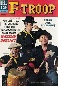 Cover Thumbnail for F-Troop (Dell, 1966 series) #3