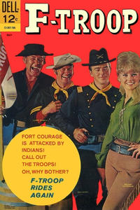 Cover Thumbnail for F-Troop (Dell, 1966 series) #5