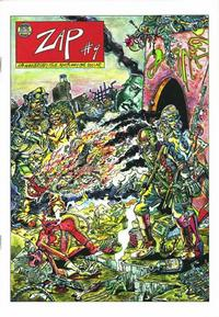 Cover Thumbnail for Zap Comix (The Print Mint Inc, 1969 series) #9