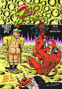 Cover Thumbnail for Zap Comix (Last Gasp, 1982 ? series) #11