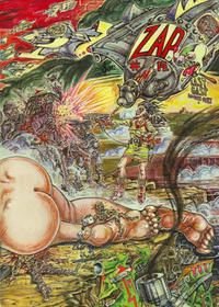 Cover Thumbnail for Zap Comix (Last Gasp, 1982 ? series) #14