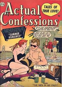 Cover Thumbnail for Actual Confessions (Marvel, 1952 series) #14