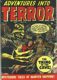 Cover Thumbnail for Adventures into Terror (Marvel, 1950 series) #43 [1]