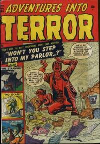 Cover Thumbnail for Adventures into Terror (Marvel, 1950 series) #44 [2]