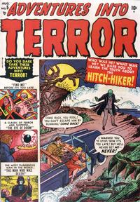 Cover Thumbnail for Adventures into Terror (Marvel, 1950 series) #5