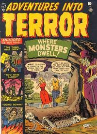 Cover Thumbnail for Adventures into Terror (Marvel, 1950 series) #7