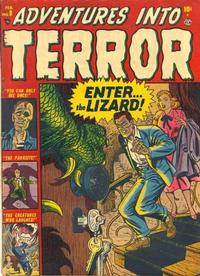 Cover Thumbnail for Adventures into Terror (Marvel, 1950 series) #8