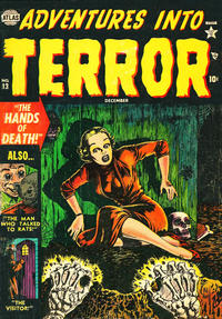Cover Thumbnail for Adventures into Terror (Marvel, 1950 series) #13