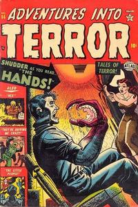 Cover Thumbnail for Adventures into Terror (Marvel, 1950 series) #14