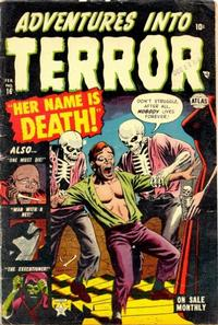 Cover Thumbnail for Adventures into Terror (Marvel, 1950 series) #16