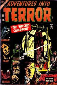 Cover Thumbnail for Adventures into Terror (Marvel, 1950 series) #27