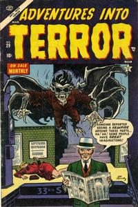 Cover Thumbnail for Adventures into Terror (Marvel, 1950 series) #29