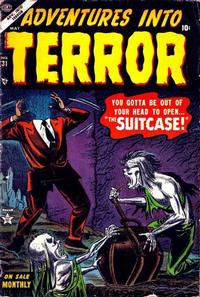 Cover Thumbnail for Adventures into Terror (Marvel, 1950 series) #31