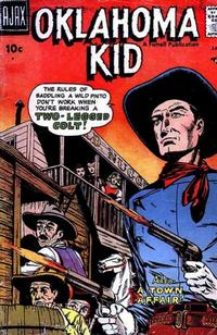 Cover Thumbnail for Oklahoma Kid (Farrell, 1957 series) #4