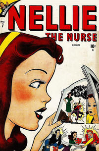 Cover Thumbnail for Nellie the Nurse (Marvel, 1945 series) #7