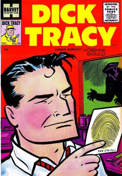 Cover for Dick Tracy (Harvey, 1950 series) #94