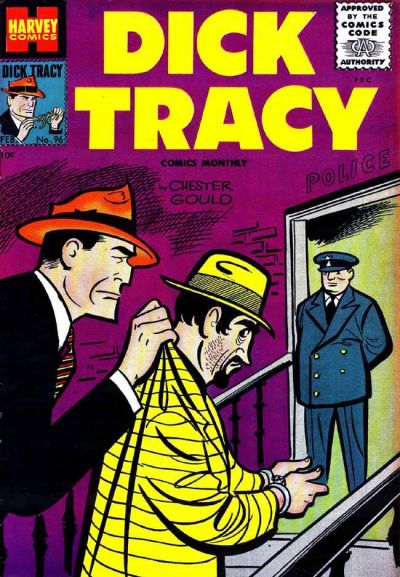 Cover for Dick Tracy (Harvey, 1950 series) #96