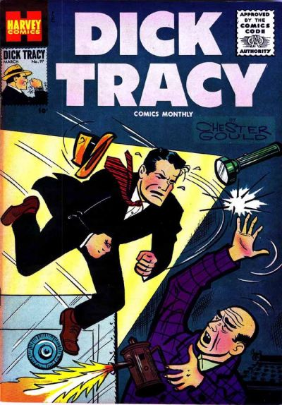 Cover for Dick Tracy (Harvey, 1950 series) #97