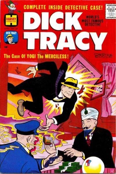 Cover for Dick Tracy (Harvey, 1950 series) #139