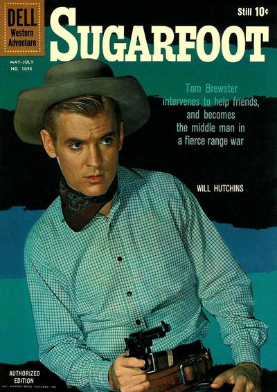 Cover for Four Color (Dell, 1942 series) #1098 - Sugarfoot