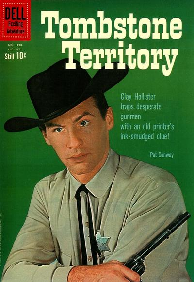 Cover for Four Color (Dell, 1942 series) #1123 - Tombstone Territory