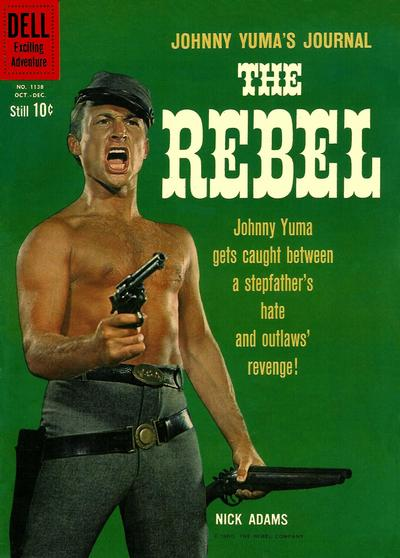 Cover for Four Color (Dell, 1942 series) #1138 - The Rebel