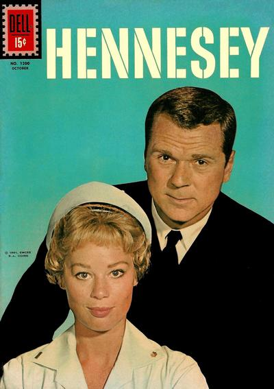 Cover for Four Color (Dell, 1942 series) #1200 - Hennesey