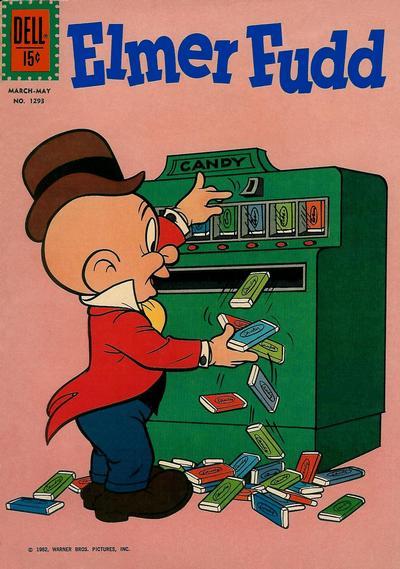 Cover for Four Color (Dell, 1942 series) #1293 - Elmer Fudd