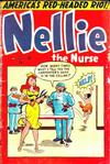 Cover for Nellie the Nurse (Marvel, 1945 series) #24