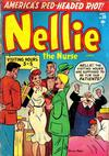 Cover for Nellie the Nurse (Marvel, 1945 series) #28