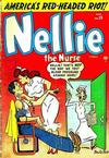 Cover for Nellie the Nurse (Marvel, 1945 series) #29