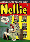 Cover for Nellie the Nurse (Marvel, 1945 series) #31