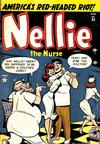Cover for Nellie the Nurse (Marvel, 1945 series) #34
