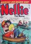 Cover for Nellie the Nurse (Marvel, 1945 series) #35