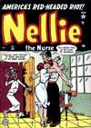 Cover for Nellie the Nurse (Marvel, 1945 series) #36