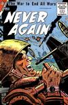 Cover for Never Again (Charlton, 1955 series) #8